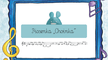 plansza Piosenki Choinka